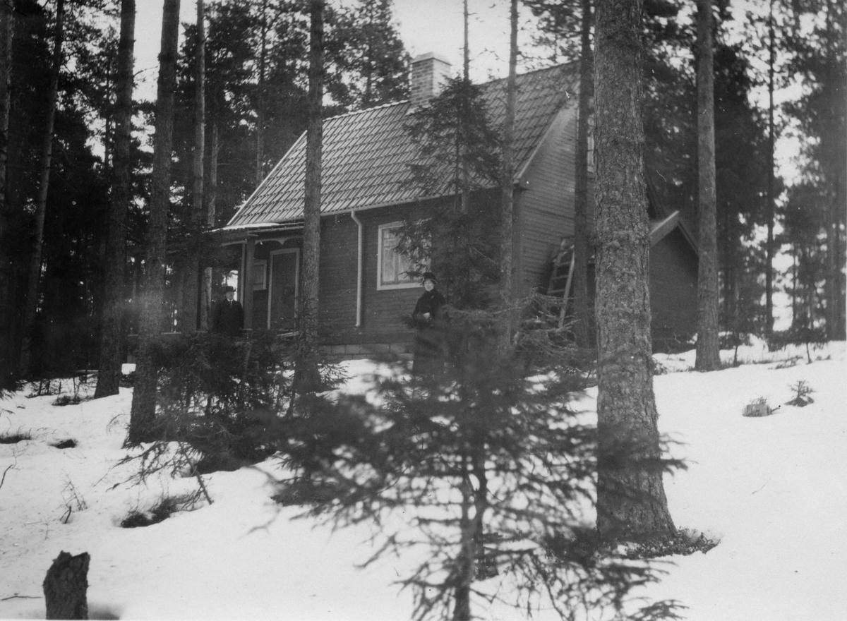 Branders sommarstuga i Valbo.