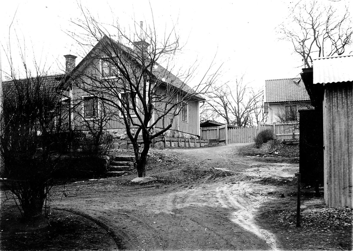 Gården nr 73, gamla V. Långgatan