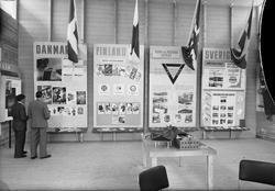 Gävleutställningen 1946  Arbetarskydd