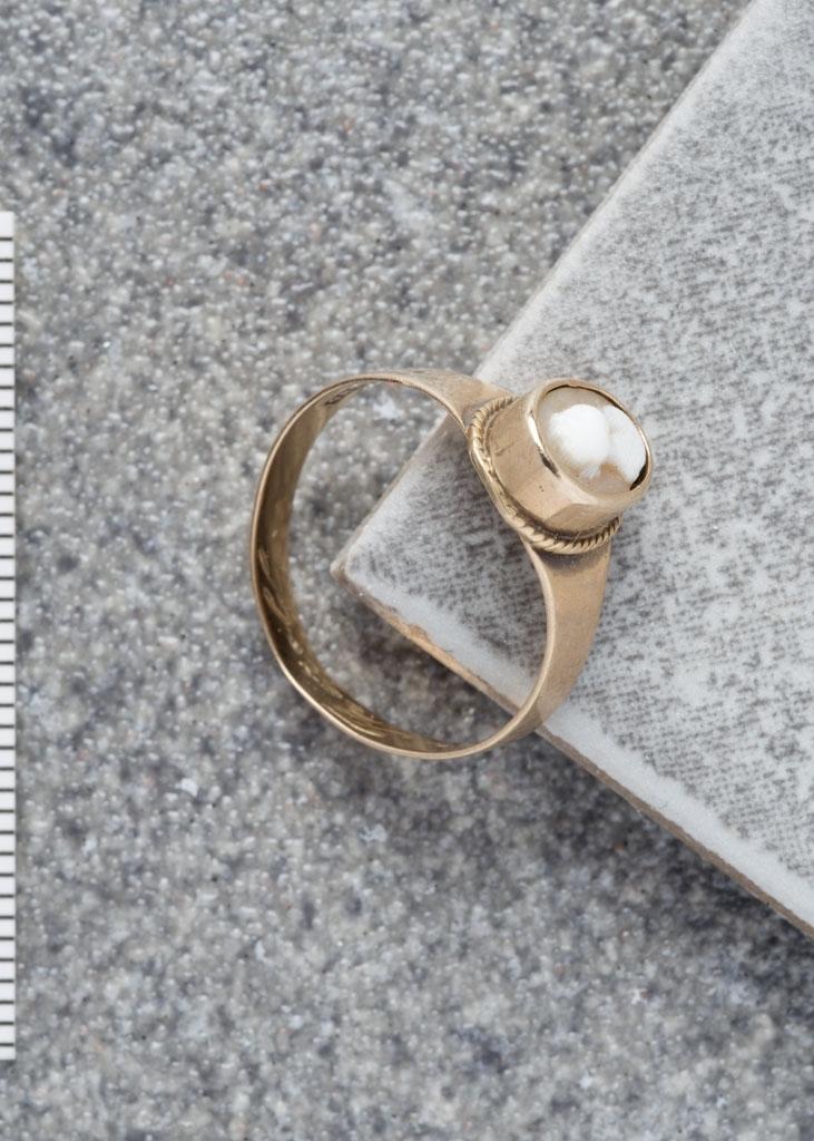 3c878cbdec3 Ring - Halden historiske Samlinger / DigitaltMuseum