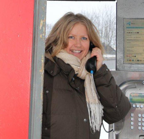 Laila Andersen, fagansvarlig for Telenor Kulturarv (Foto/Photo)