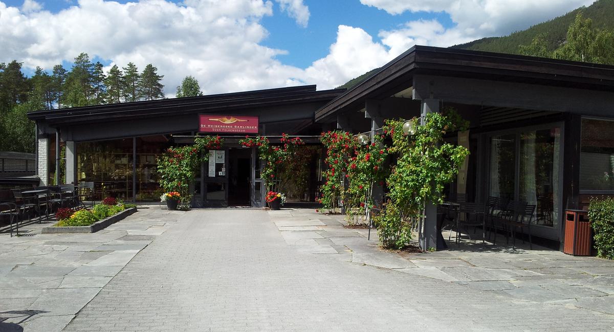 De Heibergske Samlinger - Sogn Folkemuseum