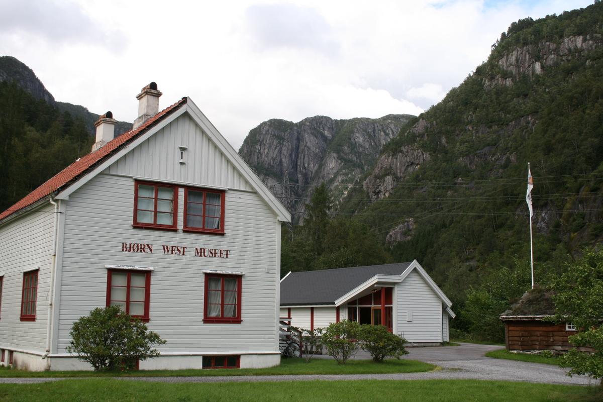 Bjørn West Museet