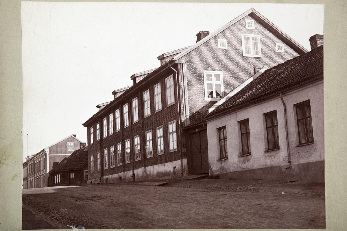 Skappelsgate 3, Hamar. Agersborggården. Eksteriør.