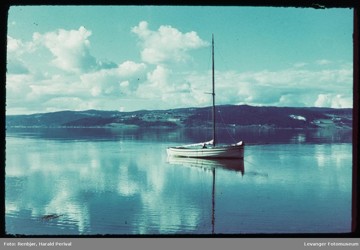 Båten Fant ved Hestøya.