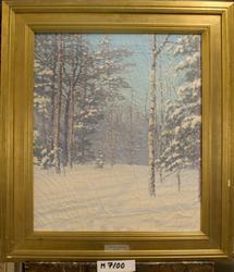 Snow [Oljemålning]