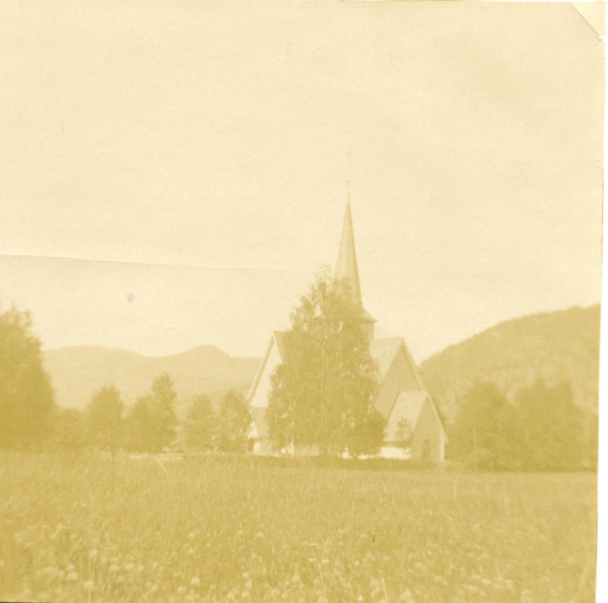 Bagn kirke, Sør-Aurdal.