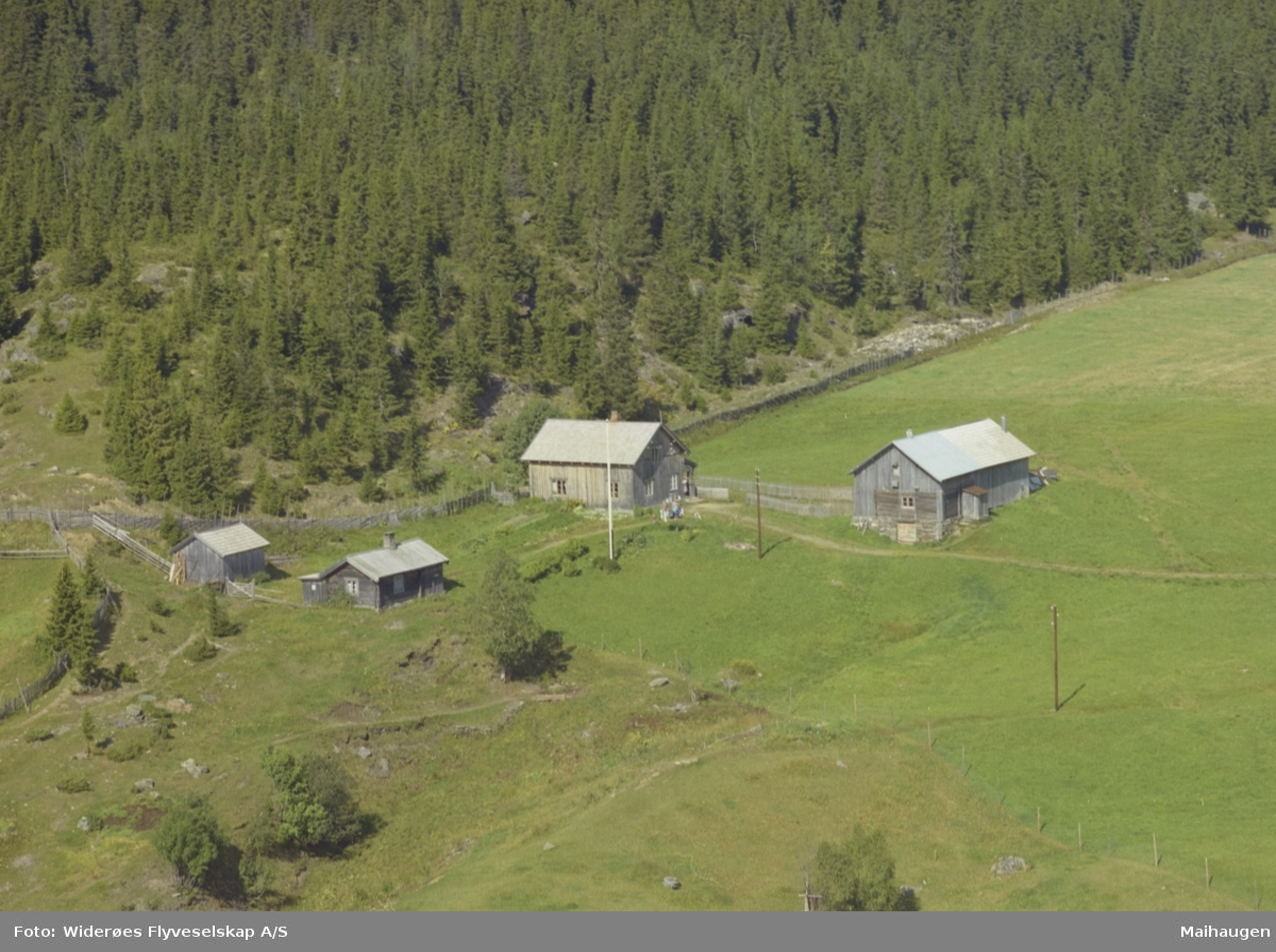 Korgen, småbruk, Svatsum, Vestre Gausdal
