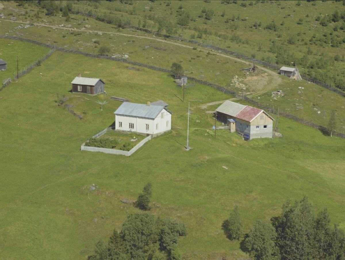 Melbøsbakken, småbruk, Svatsum, Vestre Gausdal