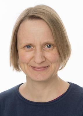 Portrett av konservator Elisabet Sveingar Amundsen.. Foto/Photo