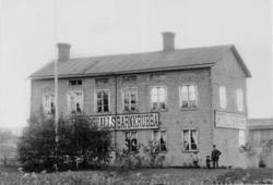 Sundsvalls barnkrubba startade i stadsdelen Stenhammaren (Sö