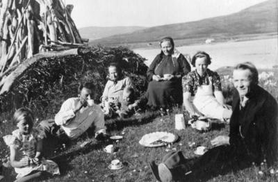 Familien Persen på 1930-tallet (Foto/Photo)