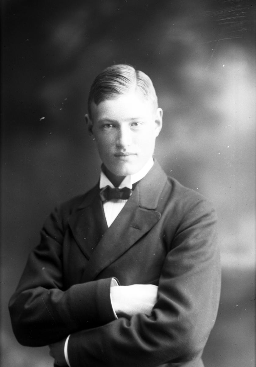 John Andersson, Bäckhallen, Jämtland
