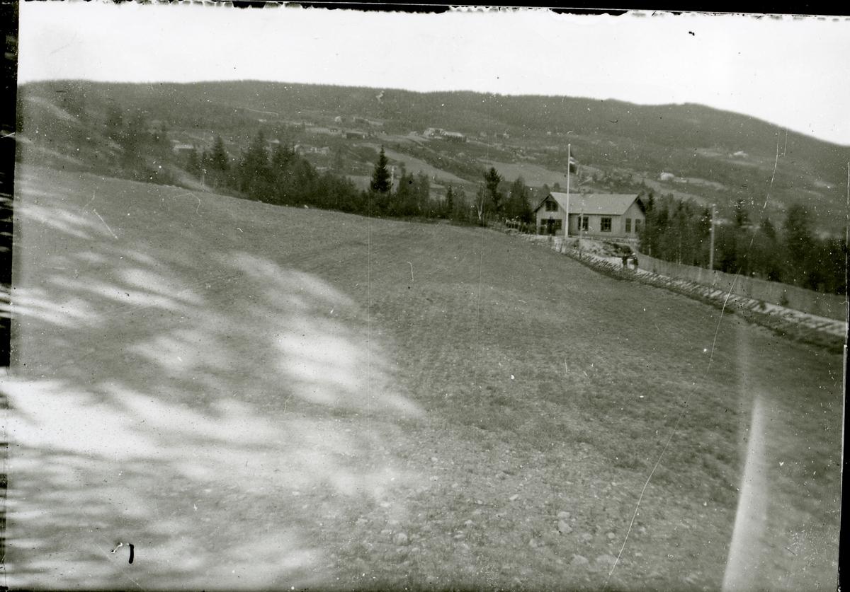 Nordre Hedalen forsamlingshus. Hedalen, Sør-Aurdal.