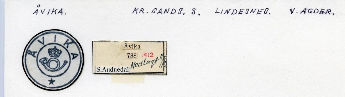 Åvika, Kristiansand, Lindesnes, Vest-Agder