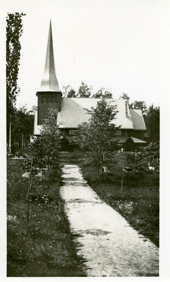 Skute kirke, Søndre Land.