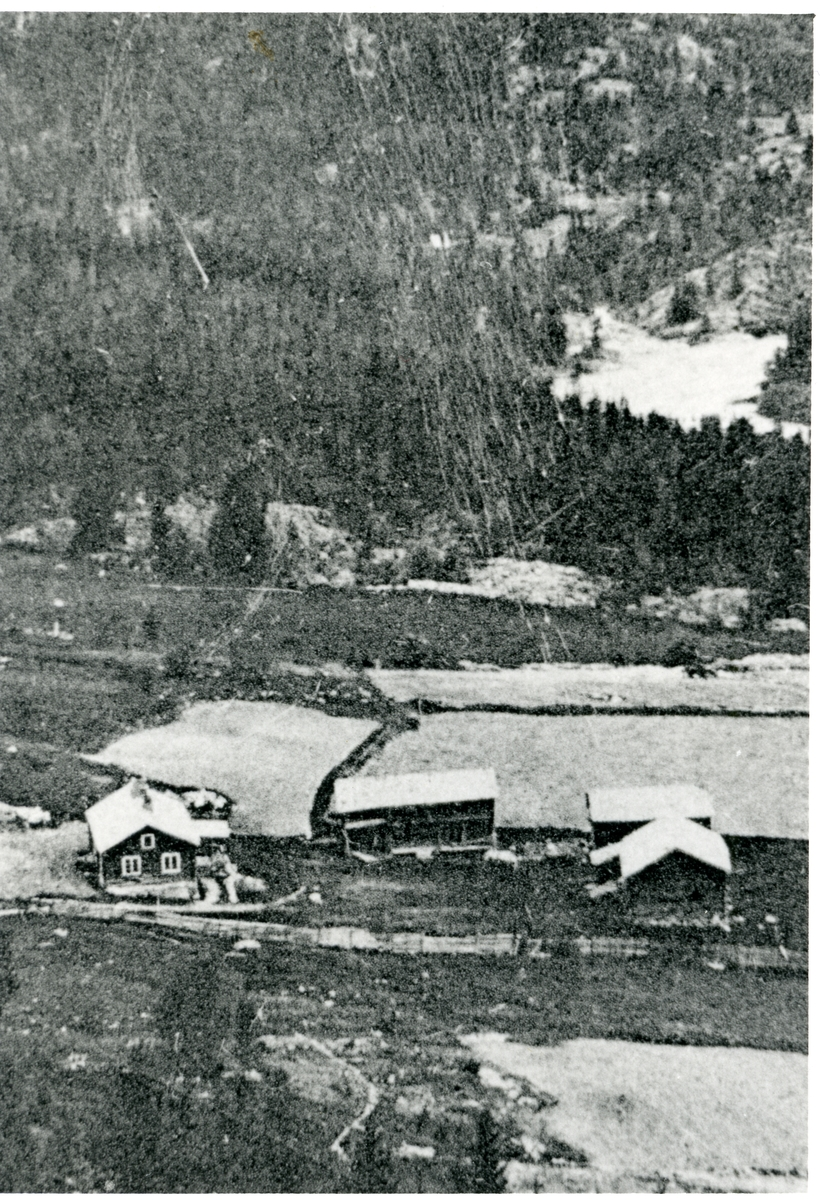 Nordre Smedsrud, Sør-Aurdal.