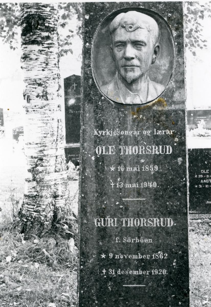 Ole Thorsrud.
