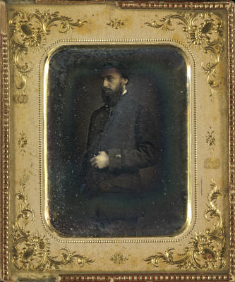 Portrett Hans Gude 1852