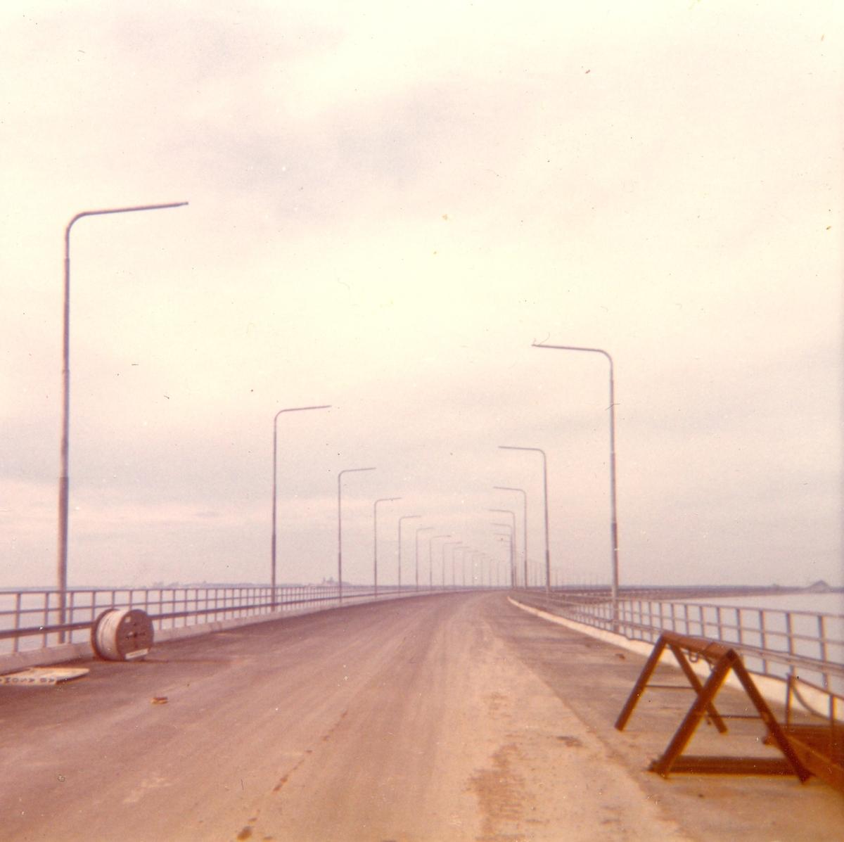 Motiv från Ölandsbron.