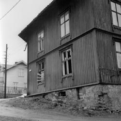 Solhauggata 6. Rodeløkka. April 1970