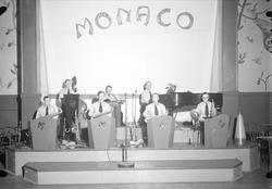 Danssalongen Monacos orkester, Uppsala 1938