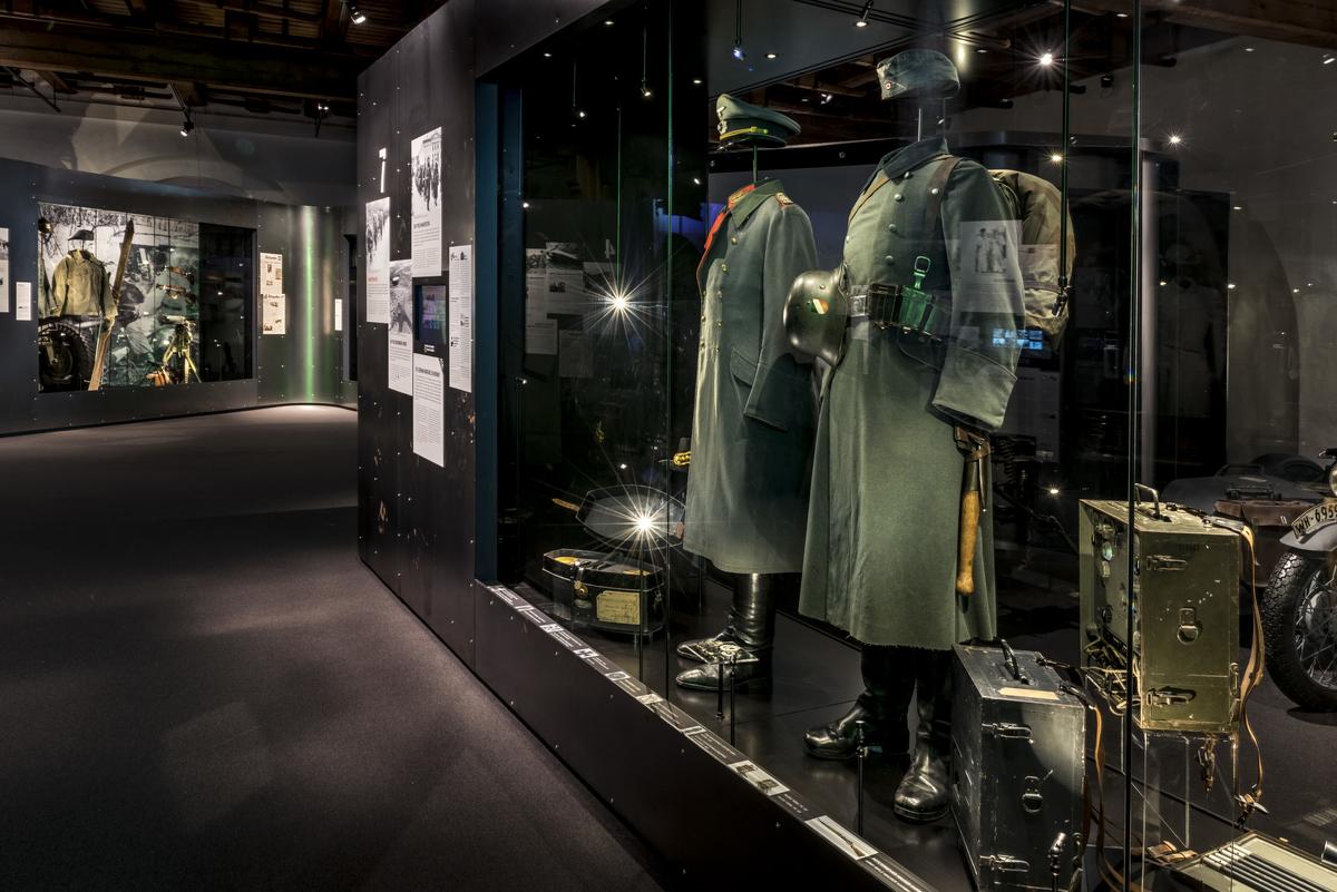 Forsvarets museer