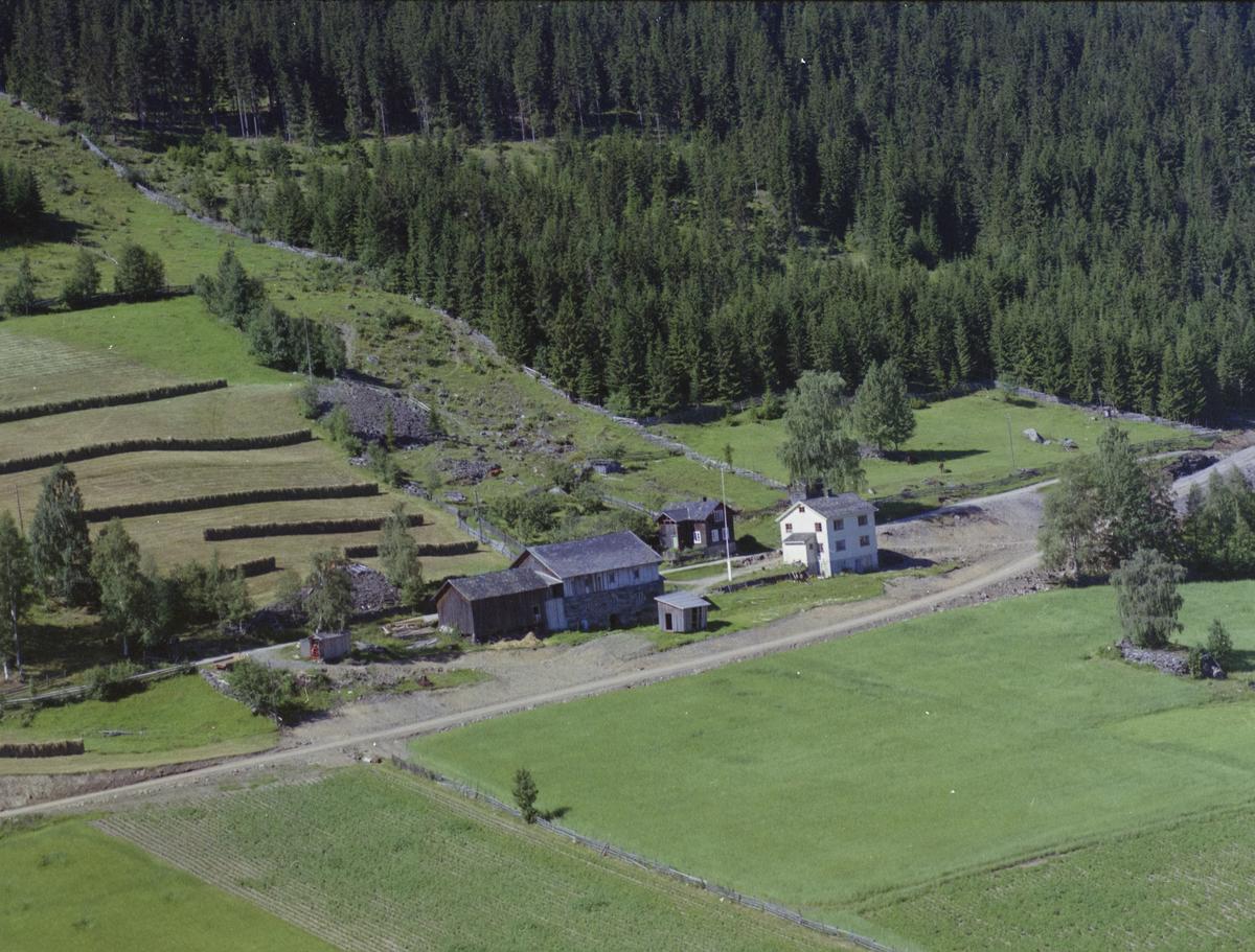 Øyer, Tretten, Nordmelia, Nordre Midtre Pålsrud, gårdsbruk, kulturlandskap,