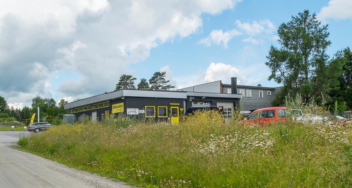 YX bensinstasjon Aurveien Aurskog Aurskog-Høland