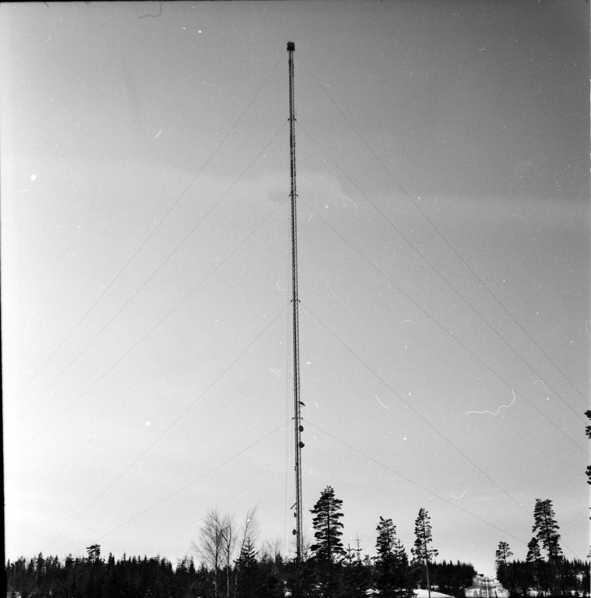 Arbrå, Kyrkberget, April 1969