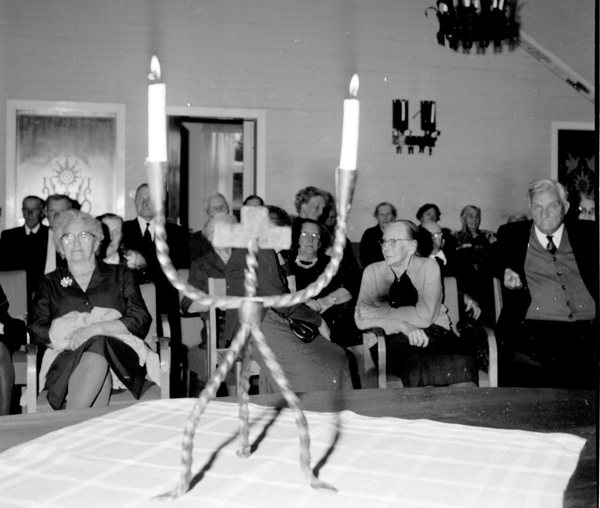 Undersvik, De gamlas dag, 10 Oktober 1965