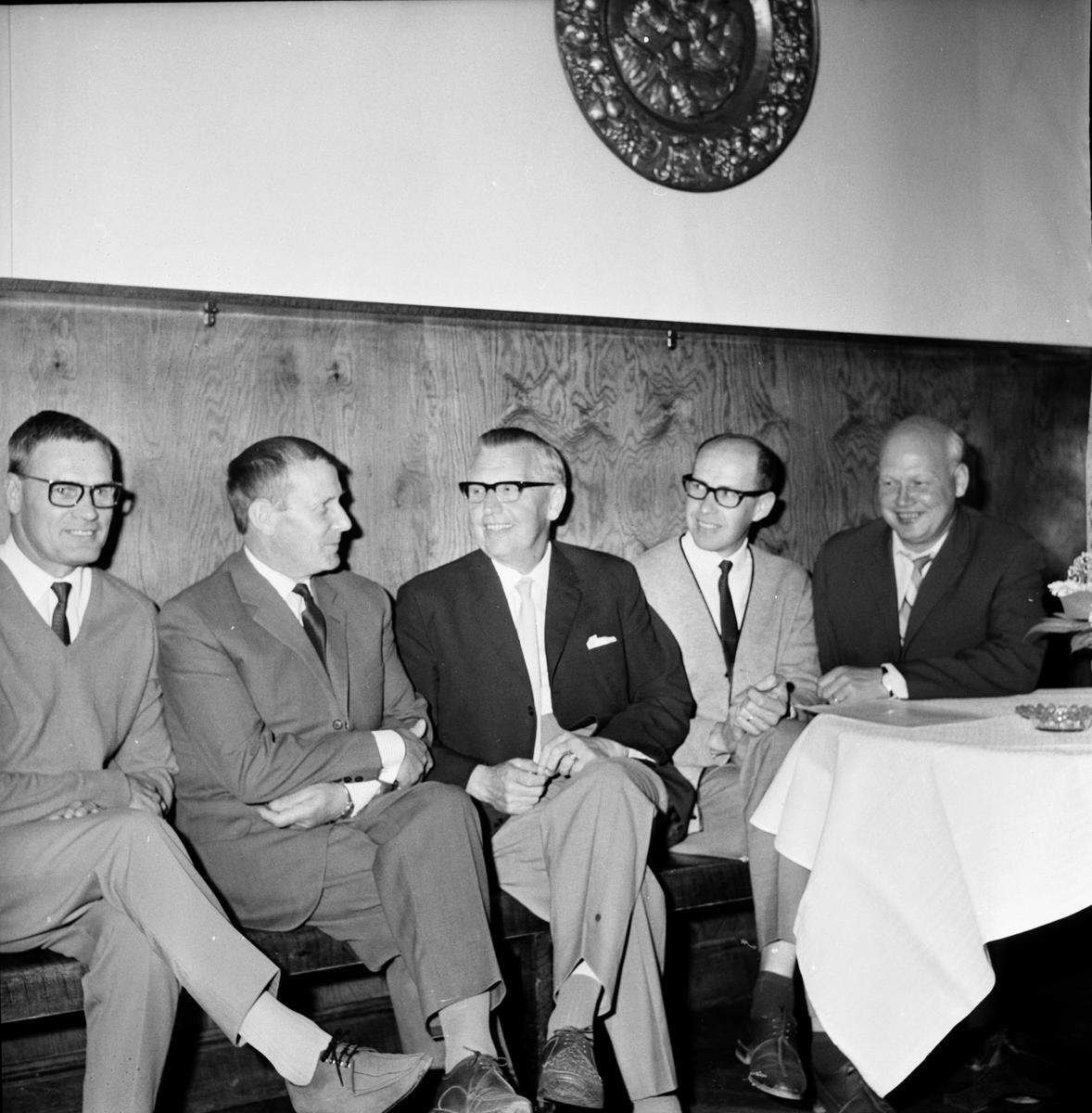 Sångartinget i Bollnäs, Kommitterade, 29 Juni 1966