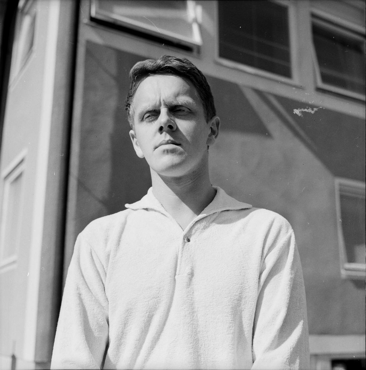Lindgård, Olle Walter Musiklärare, Bollnäs, 14 Juni 1966