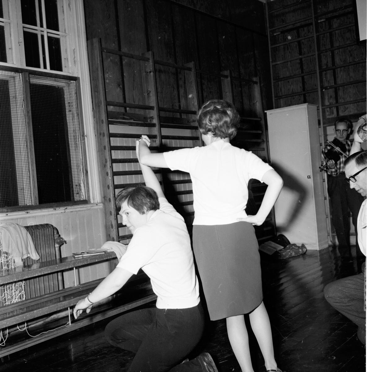 Folkdansare 19/3-1966