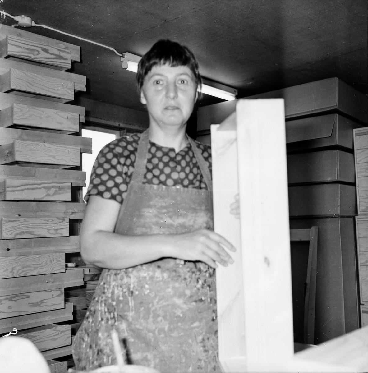 Affären i Flästa upphör. Augusti 1972