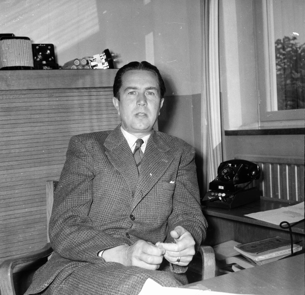 Röda Korset Bollnäs September 1956