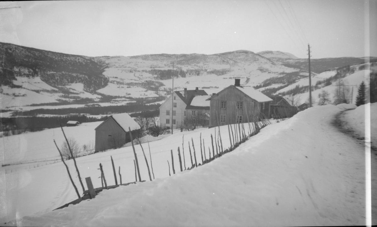 Waalen gård i Østre Gausdal.
