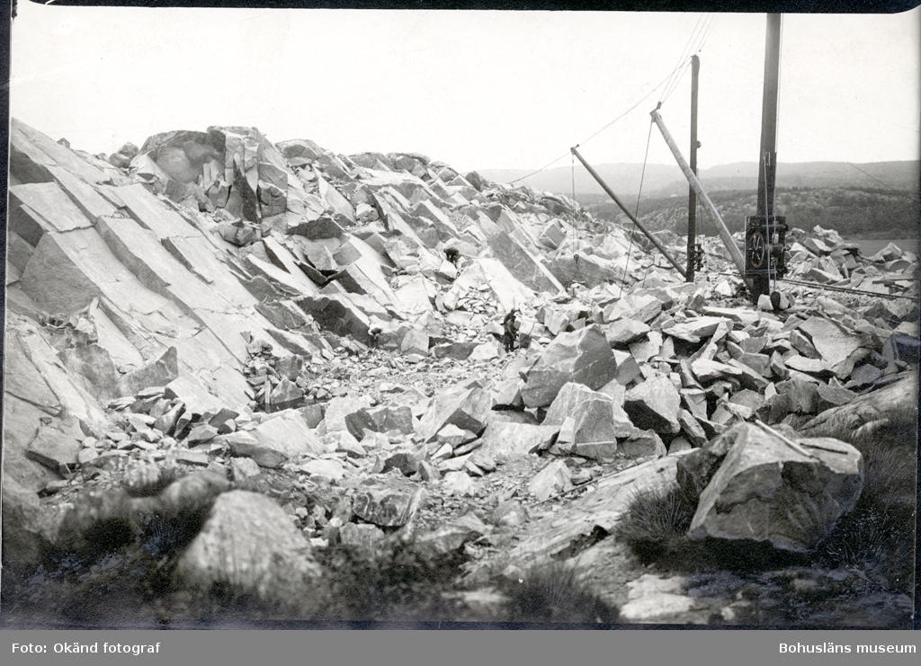 Stenbrott i Lysekil