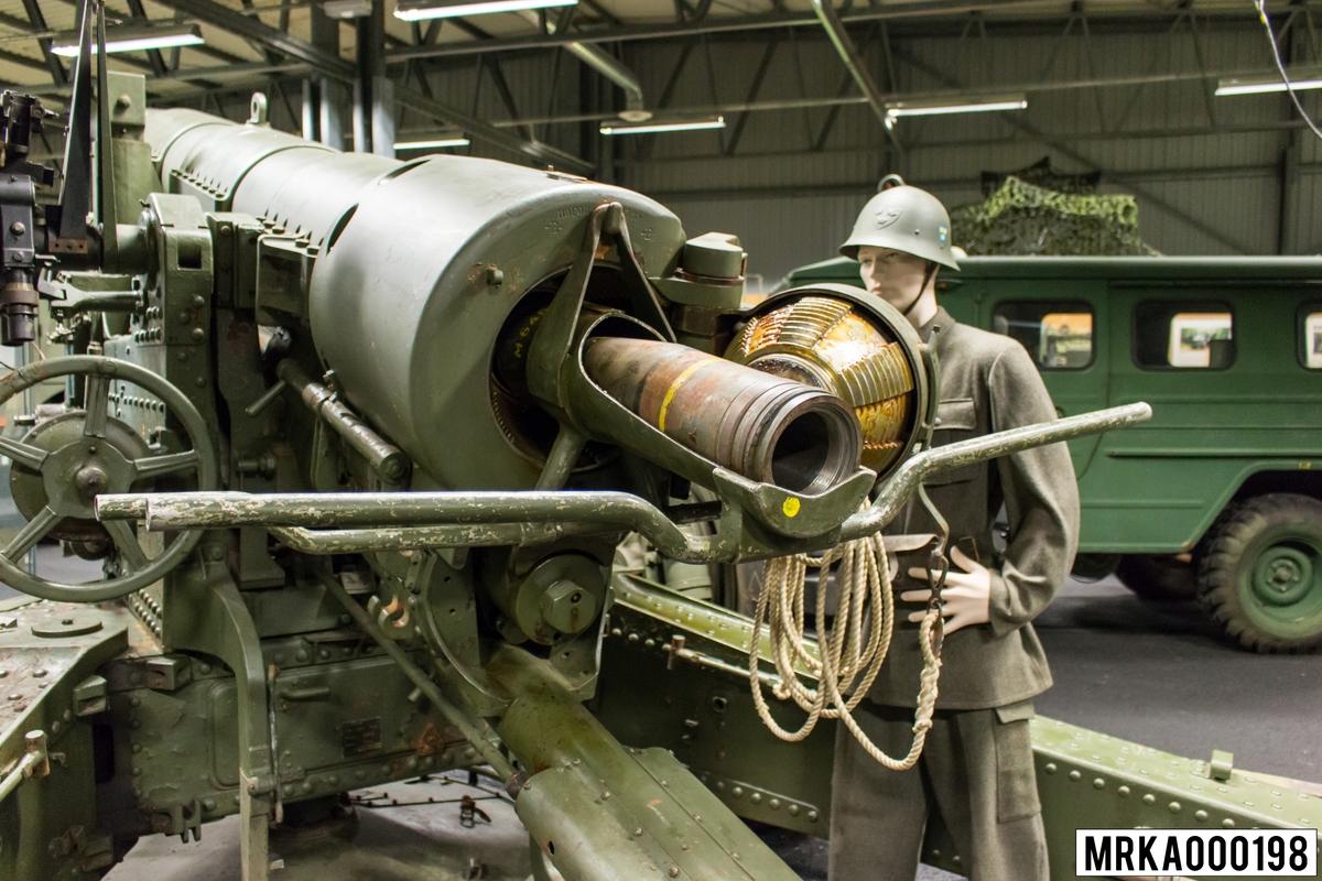Laddbrygga till 15,2 cm kanon m/37
