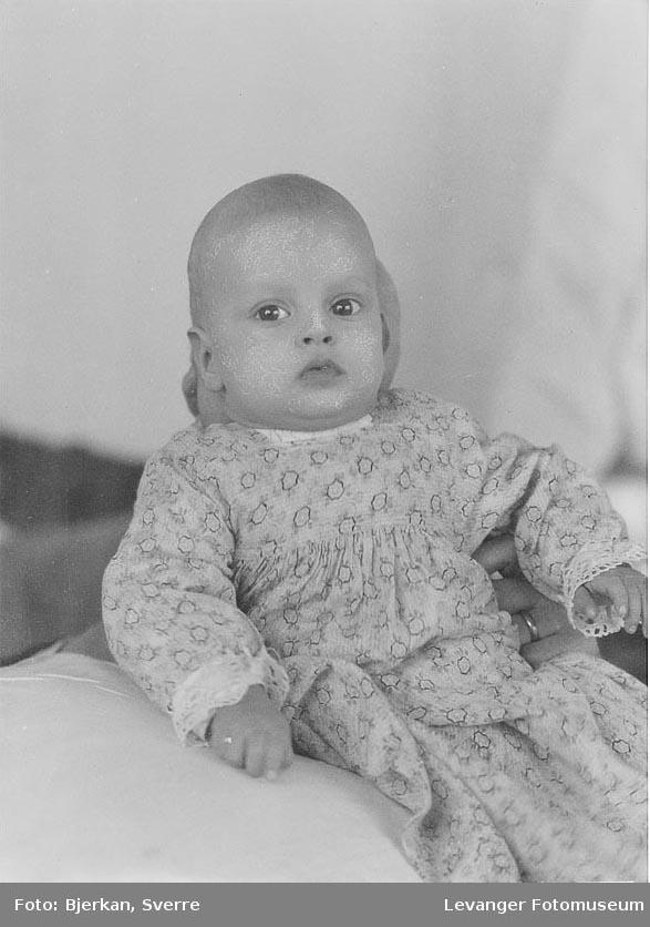 Portrett av Ole Holmli's sønn
