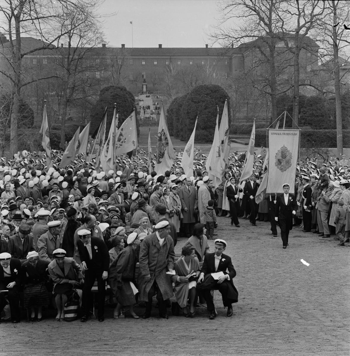 """""""Vårfest"""", Uppsala 1957"""