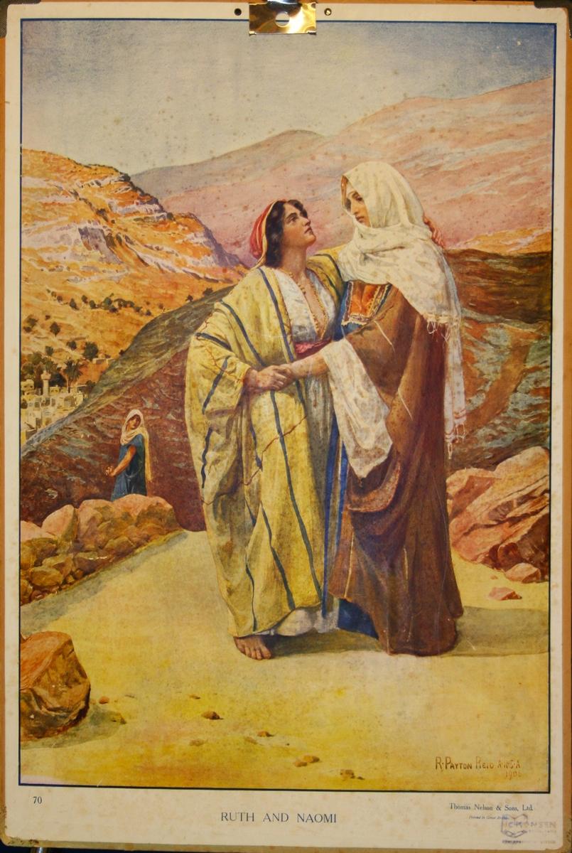 Ruth og Naomi
