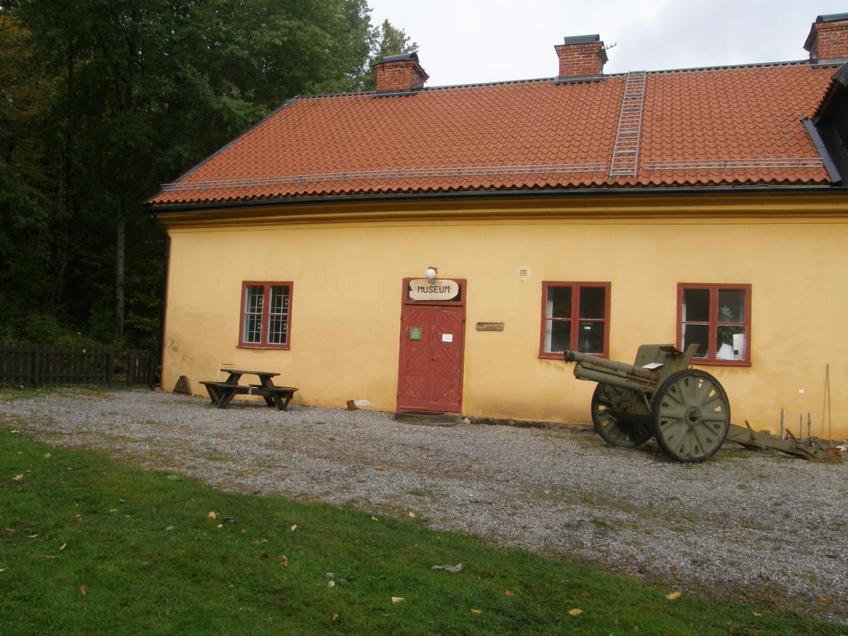 Bildresultat för hemvärnets stridsskola museum