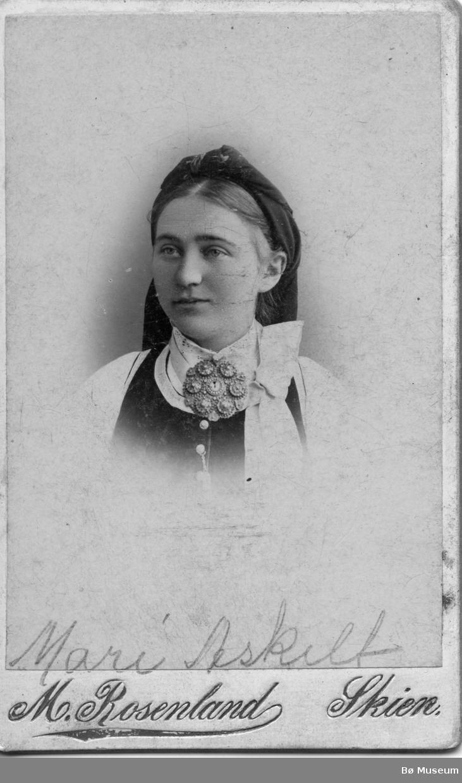 Portrett av Mari Askildt