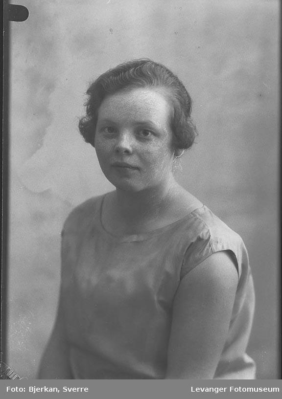 Portrett av MArgot Ørsleie