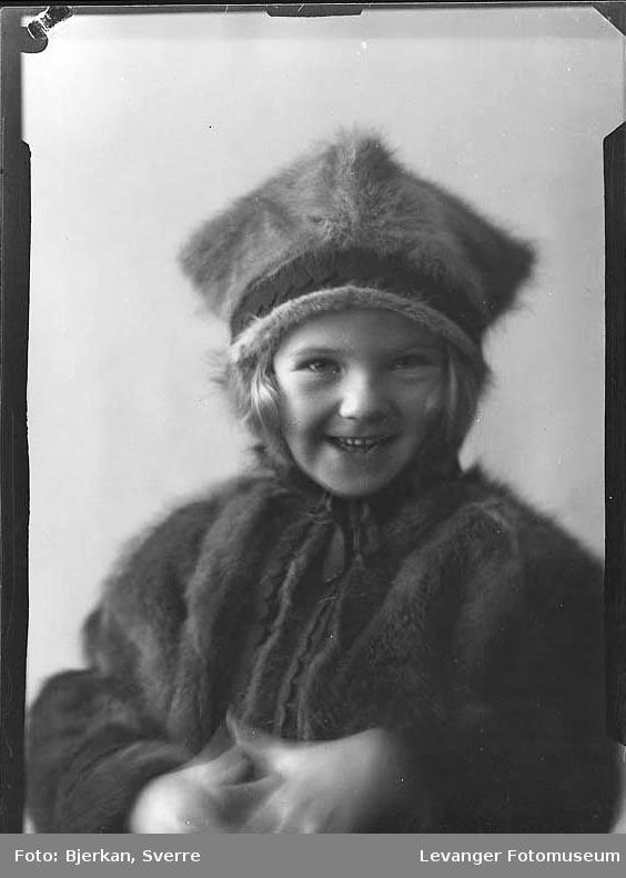 Portrett av Rafns barn navn ukjent