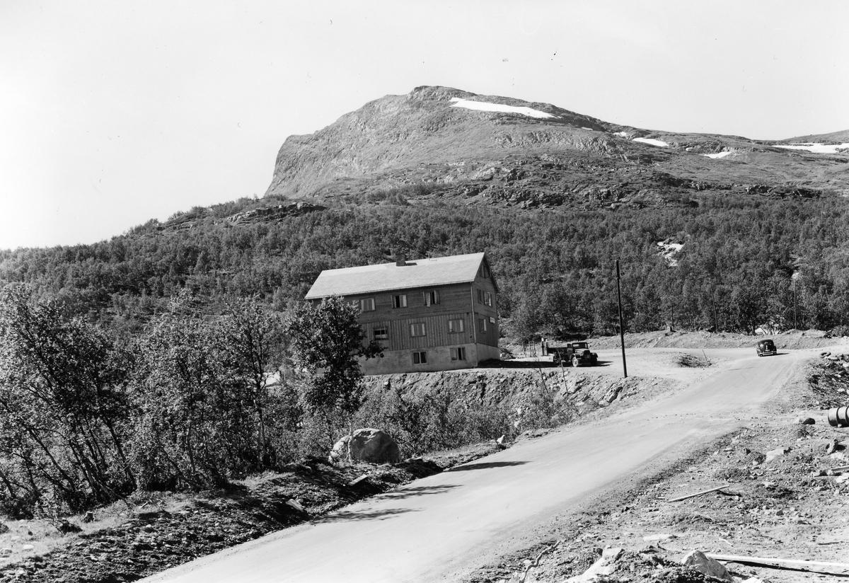 Tyinkrysset Fjellstue, Vang,