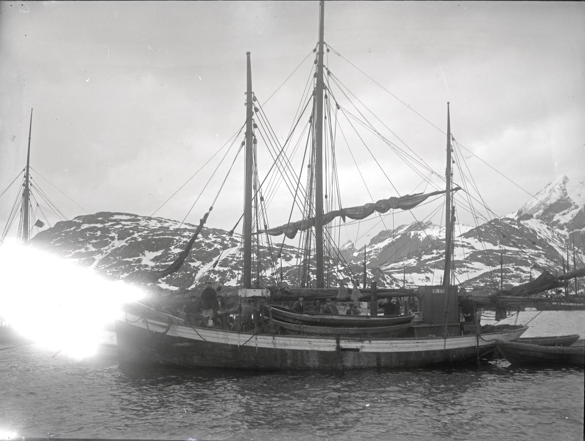 Fiskekutter Reg. W170