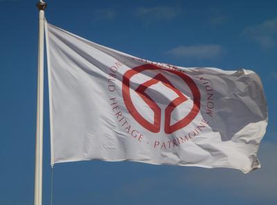 Verdensarvflagg