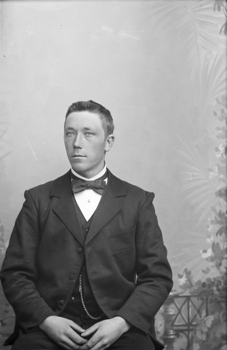 Portrett, brytsbilde, Johannes I. Magerbakken